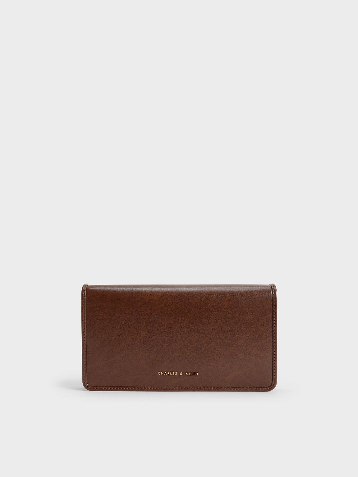 Long Wallet, Cognac, hi-res