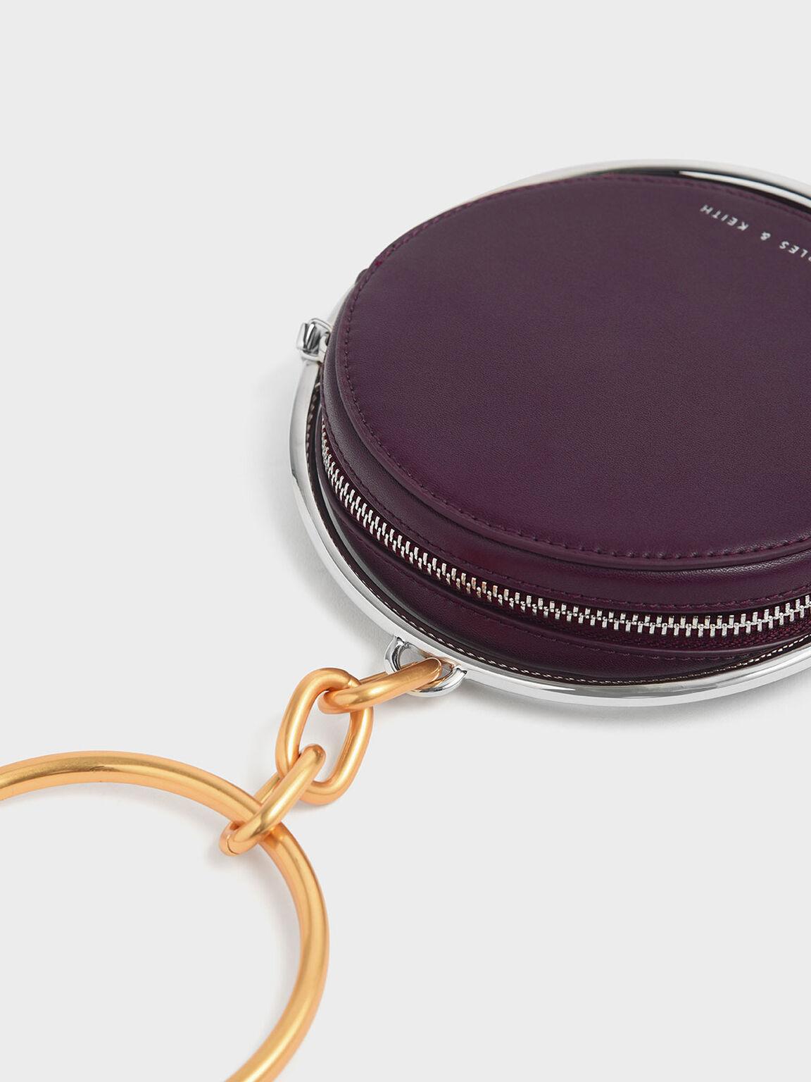 Bracelet Pouch, Mauve, hi-res