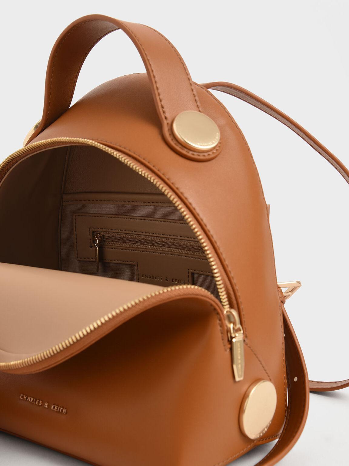 Dome Backpack, Tan, hi-res