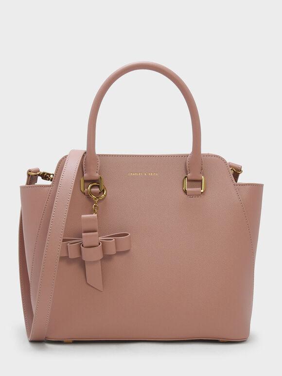 Trapeze Bag, Pink, hi-res