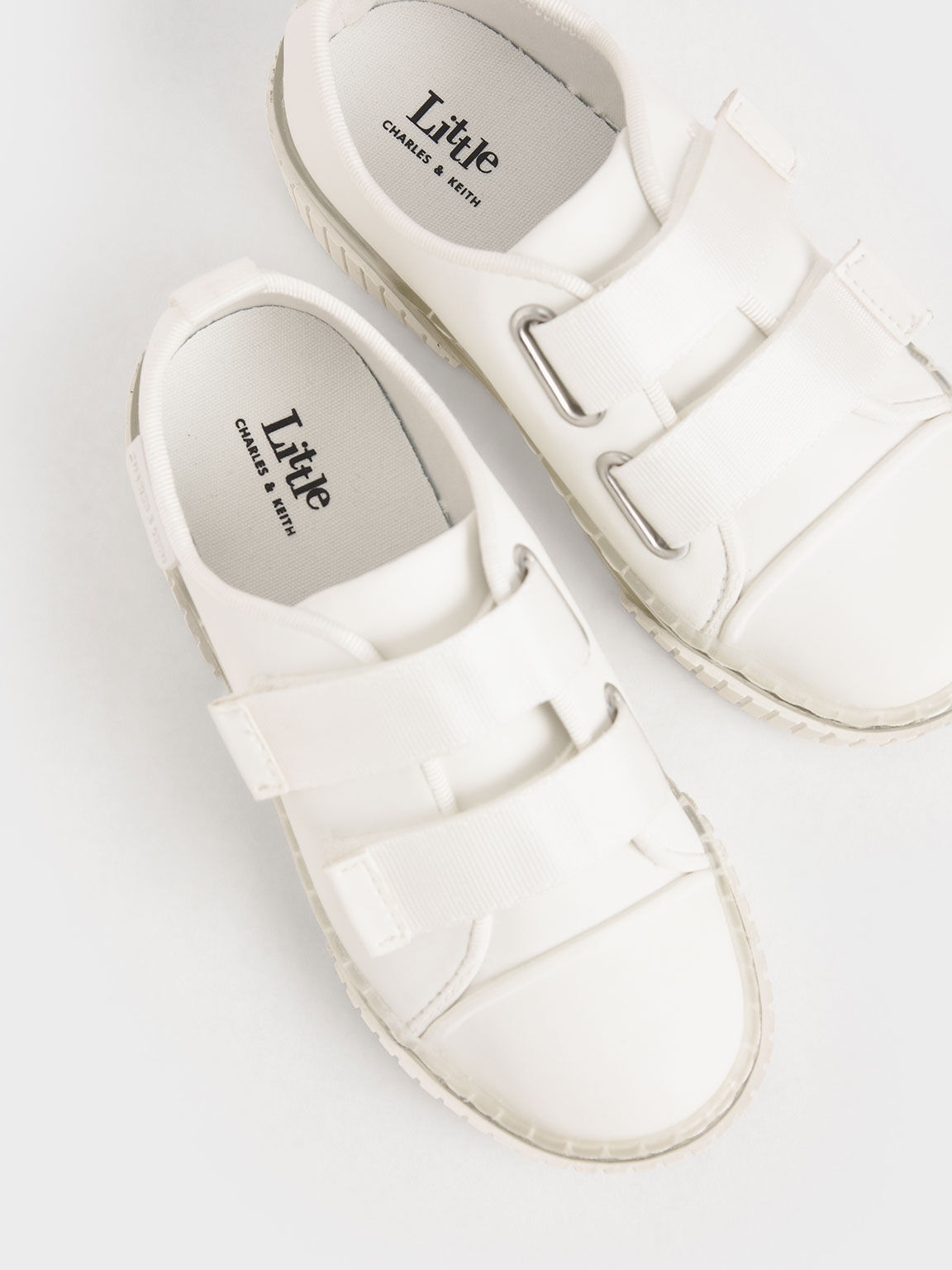 Purpose Collection 2021: Girls' Sneakers, White, hi-res