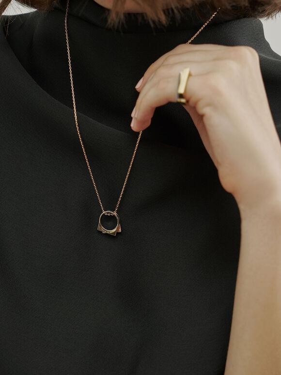 Ring Necklace, Multi, hi-res