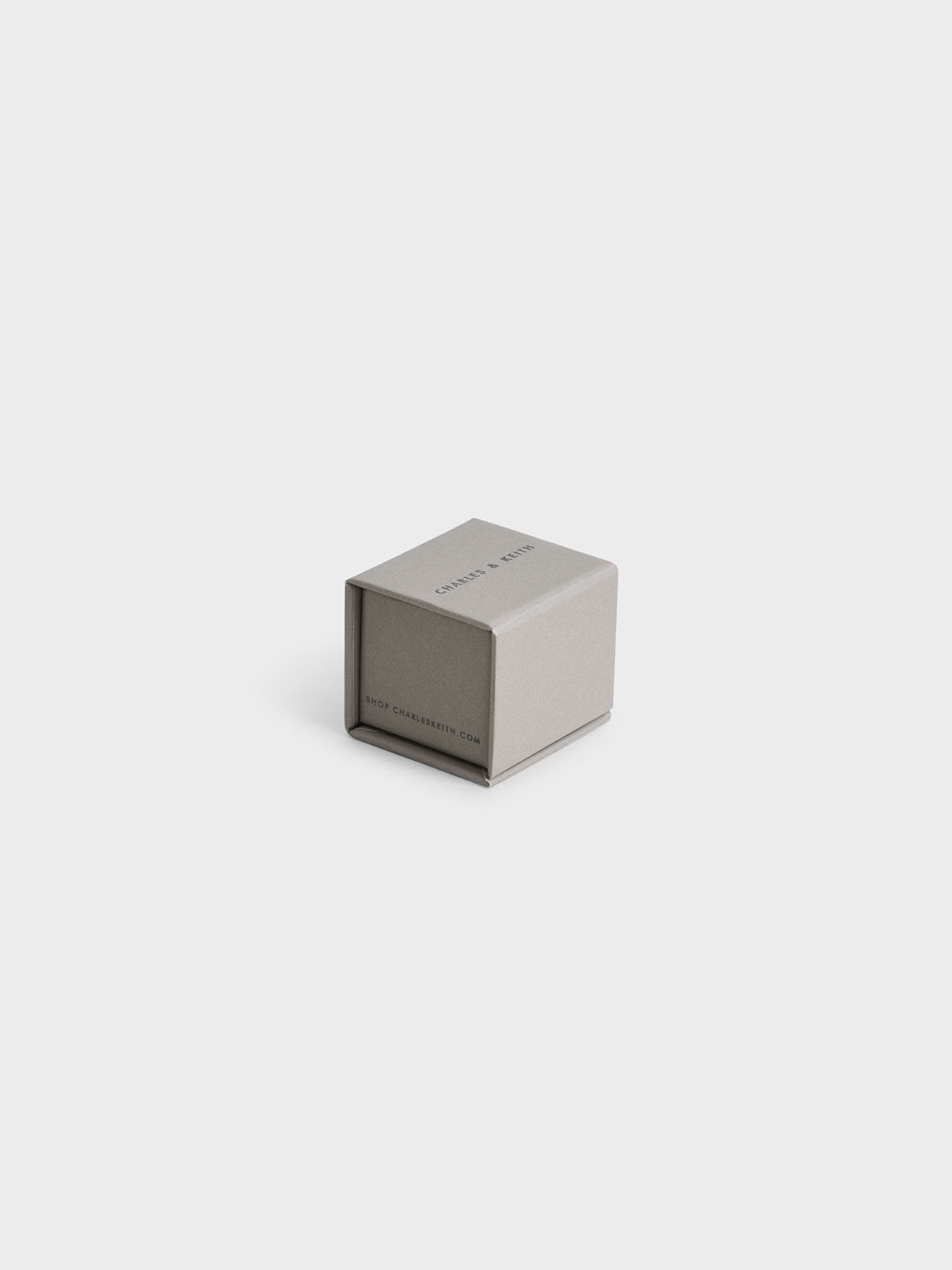 Swarovski® Crystal Geometric Ring, Gold, hi-res