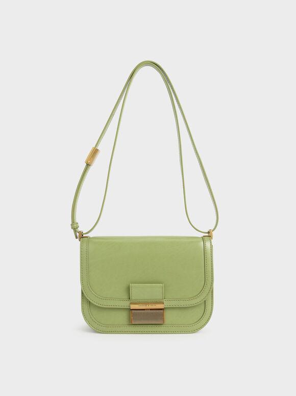 Taiwan Exclusive: Charlot Bag, Sage Green, hi-res