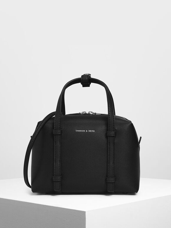 Bowling Bag, Black, hi-res