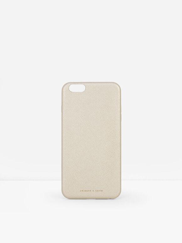 Classic Iphone 6 Plus Cover, Gold, hi-res