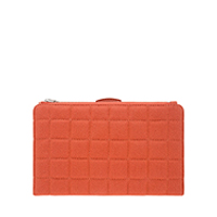 REMOVABLE QUILTED POUCH BOXY SHOULDER BAG