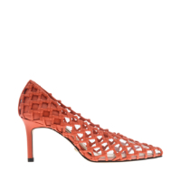 WOVEN CAGED PUMPS