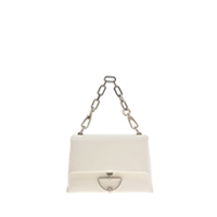 GEOMETRIC CHAIN HANDLE BAG