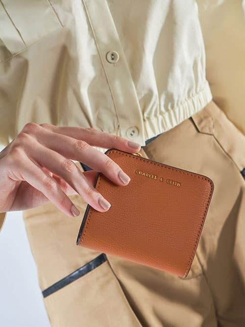 Zip Around Card Holder