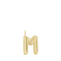 Alphabet 'M' Charm