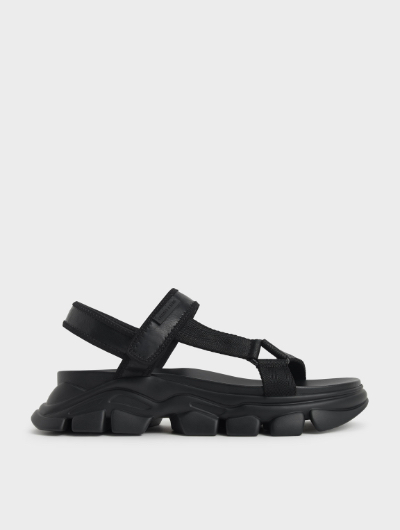 DASH CHUNKY SANDALS