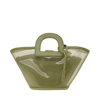 Mesh Trapeze Bag
