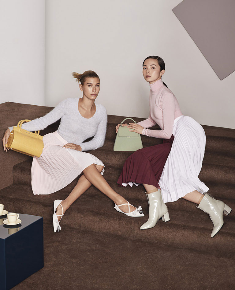 Charles & Keith Fall Winter 2019 Editorial
