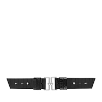 CROC EFFECT DOUBLE BUCKLE WAIST BELT