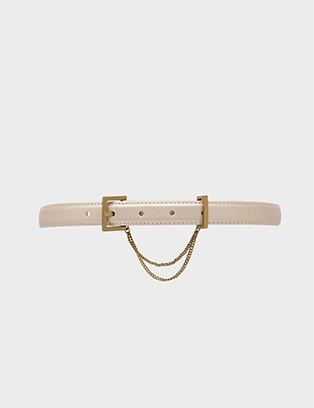 CHAIN-LINK MID WAIST BELT
