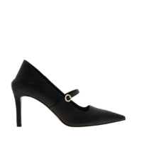 MARY JANE STILETTO COURT SHOES