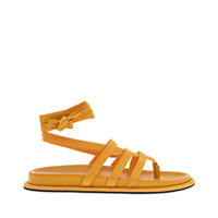 TIE-AROUND THONG SANDALS