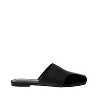 CUT-OUT SLIDE SANDALS