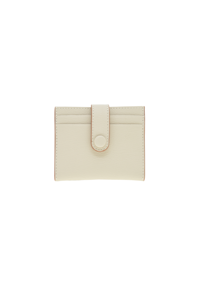 Women's snap button card holder - CHARLES & KEITH